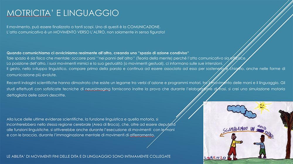 motricita e linguaggio (1)