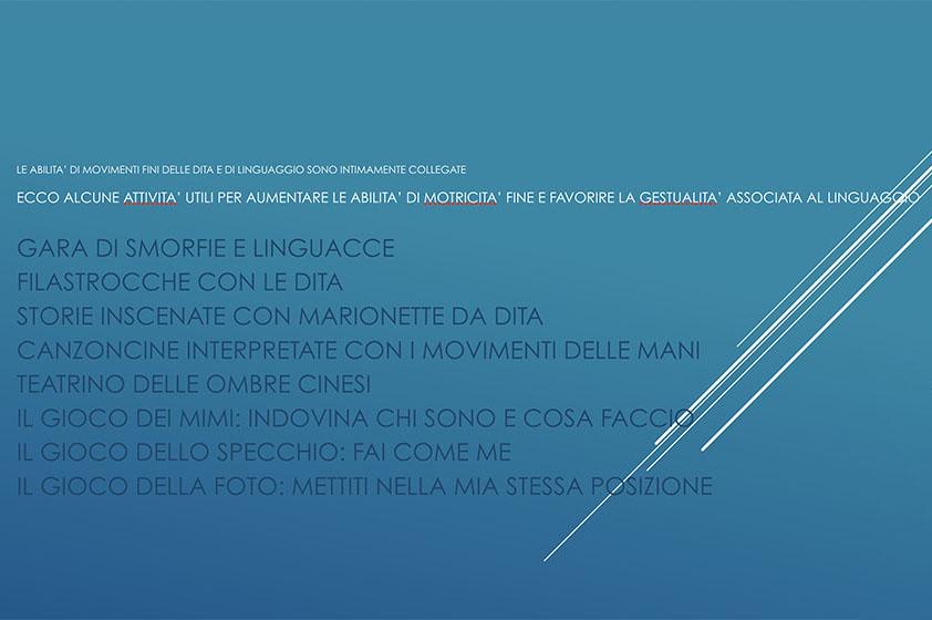 motricita e linguaggio cover new